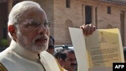 نارندرا مودی، رئیس آینده دولت منتخب هند