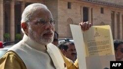 Үндістан премьері Нарендра Моди.