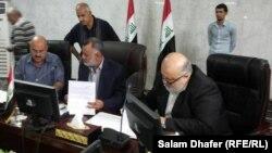 مراسم توقيع عقود إستثمارية في محافظة ميسان