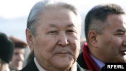 Саясаткер Серікболсын Әбділдин. Алматы, 16 желтоқсан 2009 жыл.