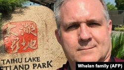 Paul Whelan's brother says he has been visited by diplomats in the Moscow prison where he is being held.