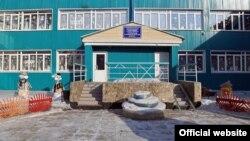 Интернат в поселке Черемхово в Иркутской области