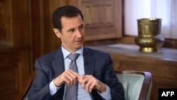 بشار اسد، رئیسجمهوری سوریه