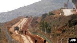 سربازان اسرائیلی در مرز این کشور با لبنان