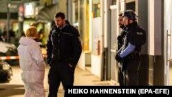 Foto ilustrim, policia gjermane.