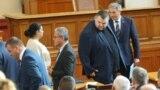 Делян Пеевски в Народното събрание на 29 май 2019 г.