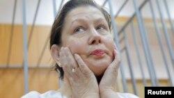 Наталія Шаріна у суді в Москві, Росія, 5 червня 2017 року