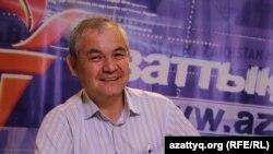 Уәлихан Қайсар, саясаткер, бұрынғы Сенат депутаты
