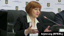 Валентина Самар, головний редактор «Центру журналістських розслідувань»