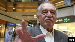 Gabriel Garcia Marquez, 30 sentyabr, 2013