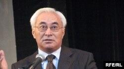 Амангельды Муралиев, экс-премьер-министр, член Совета директоров Centerra Gold Inc