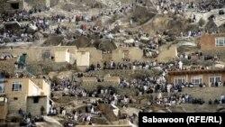 Kabul Carnival -- Norouz Festivities In Afghanistan