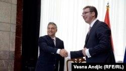 Na relaciji Mađarska-Srbija odnosi sve bolji