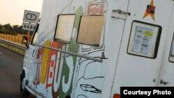 Kinobus, avgust 2010