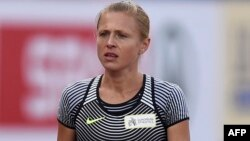 Ресейлік жеңіл атлет Юлия Степанова.