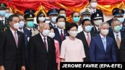 Руководство Гонконга