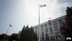 Clădirea Guvernului de la Chişinău
