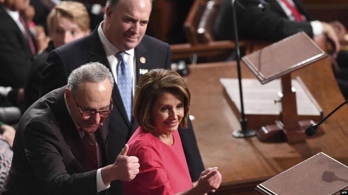 США: Палата представителей одобрила финансирование правительства