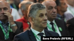 Montenegro, Congress of the Bosniak Party, Sulejman Ugljanin, Podgorica 25July2015
