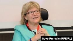 Margaret Ann Uyehara, ambasadorica SAD u Crnoj Gori