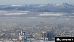 Южно-Сахалинск, вид