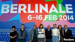 """Берлинале"" кино фестивалі. Берлин, 6 ақпан 2014 жыл."