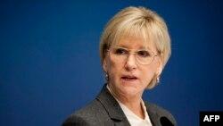 Міністр закордонних справ Швеції Марґот Вальстрем