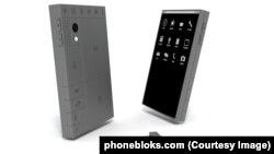Phonebloks qo'l telefoni
