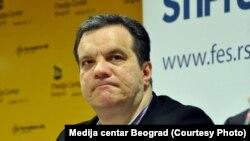 Dejan Vuk Stanković, foto: Medija centar Beograd