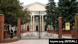 Будівля Кримського державного університету ім. С.І. Георгієвського