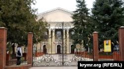 S.İ.Georgiyevskiy adına Qırım devlet tibbiy universitetiniñ binası