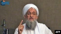 Ayman al-Zawahri eulogizes fellow Al-Qaeda leader Osama bin Laden in a video released on jihadist forums.
