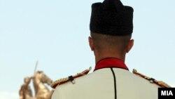 Подготовки за прославата на 20-годишнината од референдумот за независност на Македонија. 08 септември 2011.