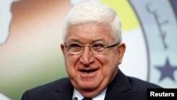 Президент Іраку Фауд Масум