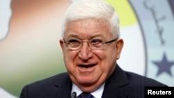 Prezident Fuad Masum