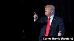 ԱՄՆ նախագահ Դոնալդ Թրամփը Ֆենիքսում, 23 հունիսի, 2020թ.