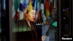 Federika Mogerini kritikovala lidere samo dan nakon nastavka dijaloga u Briselu