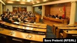 Собранието на Црна Гора