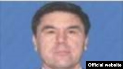 Uzbekistan - Governor of Tashkent region Rustam Kholmatov, undated