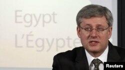 Стівен Гарпер, прем'єр-міністр Канади