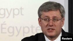 Прэм'ер-міністар Канады Стывэн Гарпэр