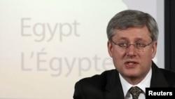 Kryeministri i Kanadasë, Stephen Harper