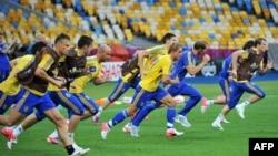 Украинанын улуттук футбол командасы бүгүн алгачкы таймашына чыгат