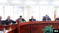 Седница на Уставен суд