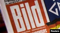Германская газета Bild.
