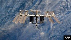 The first permanent crew moved in on the ISS on November 2, 2000.