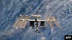 Міжнародна космічна станція, архівне фото 2011 року