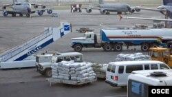 "Аэропорт ""Манас"" в Бишкеке"