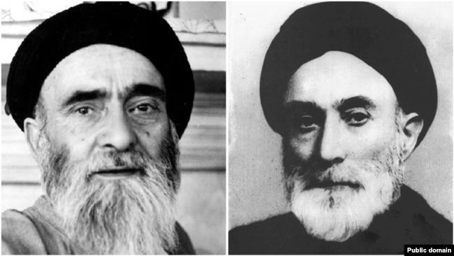برادران موسوی زنجانی؛ ابوالفضل (راست) و رضا