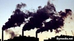 Belarus -- Minsk thermal power station, 13Dec2008